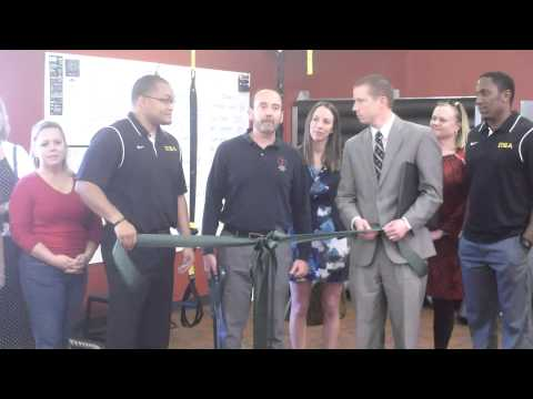 Greer Athletic Club/ QSA Ribbon Cutting
