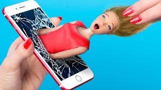 Video Un Día En La Vida De Barbie / Ideas Para Peinados y Ropa Para Barbie MP3, 3GP, MP4, WEBM, AVI, FLV September 2019