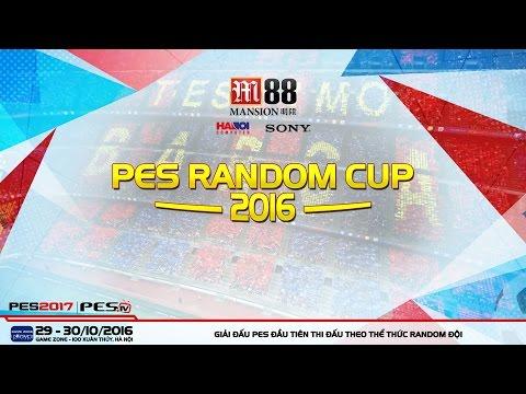 PES 2017 | PES Random Cup 2016 | Trailer