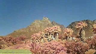 Timelapse Video - Table Mountain - 28/11/2011