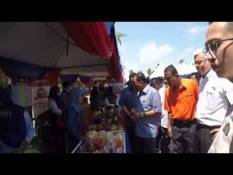 Lawatan Kerja Menteri Besar Johor ke Daerah Mersing