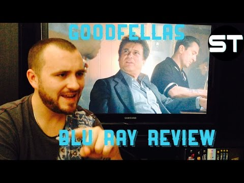 Goodfellas BluRay Review By Short Tooth