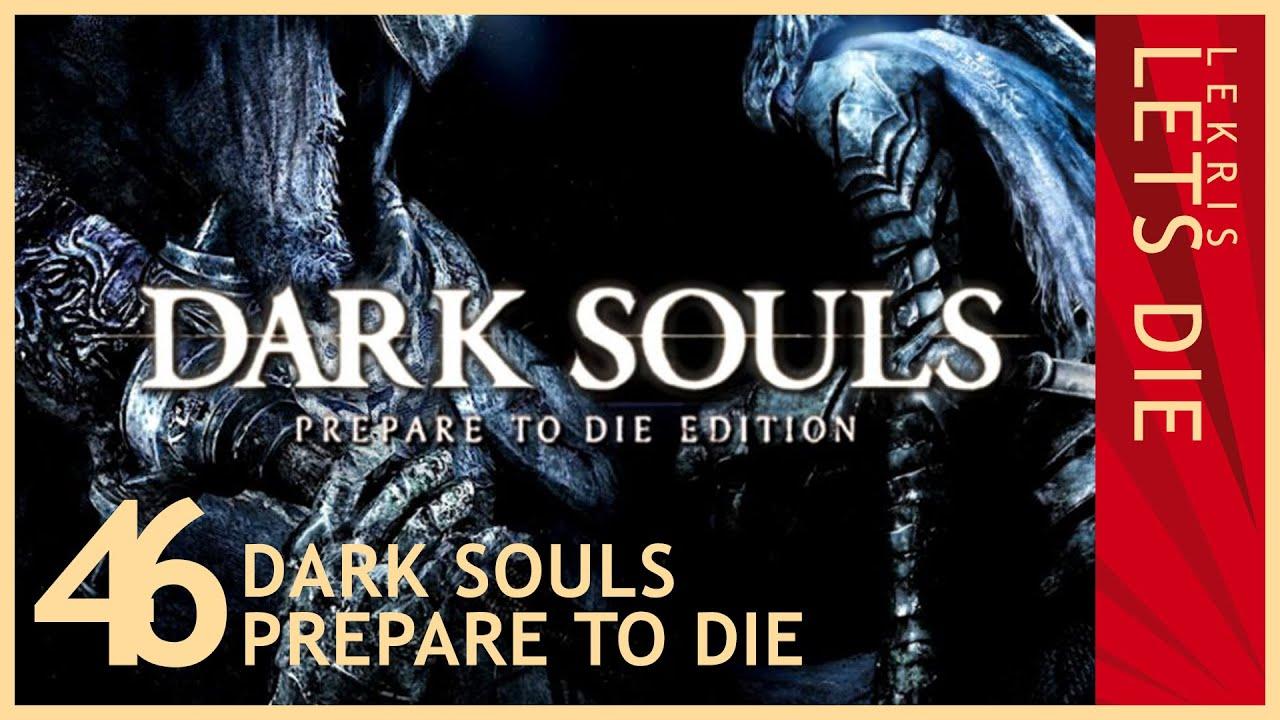 Let's Die - Dark Souls #46 - Ein kurzer Bogen über den Händler