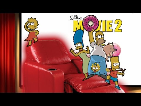 Will There Be A SIMPSONS Movie Sequel? – AMC Movie News