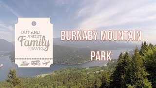 Burnaby (BC) Canada  City new picture : Burnaby Mountain Park - Burnaby BC Canada