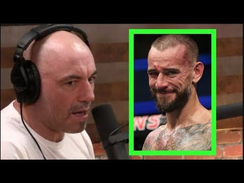 Joe Rogan - The CM Punk Fight Bothers Me