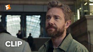 The Operative Movie Clip - Train Station (2019)   Movieclips Indie by Movieclips Film Festivals & Indie Films