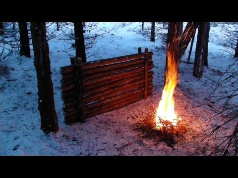 How To Make A Fire Reflector.