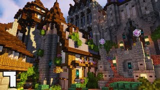 Let's Build City Docks #7 FINAL EPISODE : MINECRAFT 1.13.2 Survival Let's Play