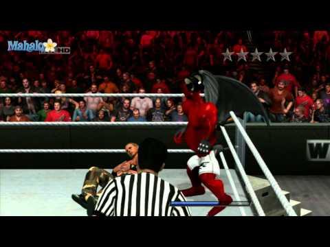 comment gagner the rock dans smackdown vs raw 2011