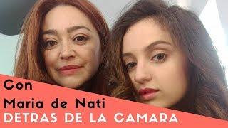 gracias a María de Nati por darme su consentimiento y permitirme publicar este vídeo en almudenapersa.com