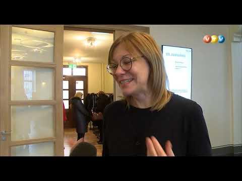 """Iniciatīvas """"100 darbi Latvijai"""" noslēgums Valmierā"""
