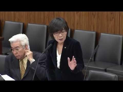 森ゆうこ 加計学園BSL3ラボ「宮川(政務官)さん。ウソはいけません!」」12/7参院・農林水産委員会