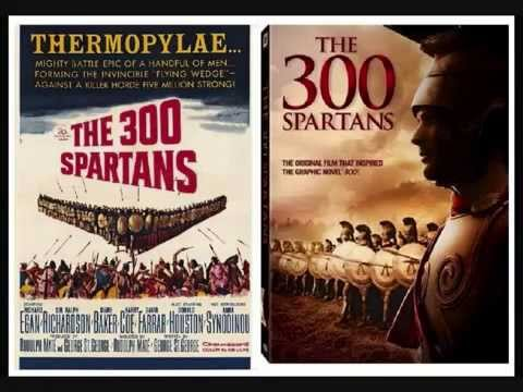 The 300 Spartans - Soundtrack by Manos Hadjidakis
