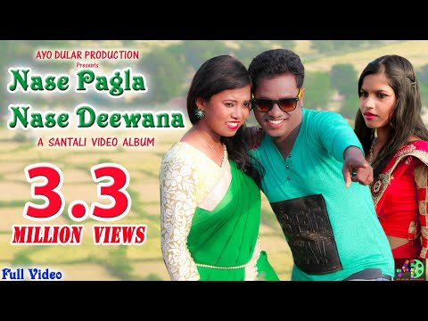 Video Nase Pagla Nase Deewana || Album - Nase Pagla Nase Deewana || New Santali Album download in MP3, 3GP, MP4, WEBM, AVI, FLV January 2017
