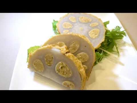Lotus root - Japanese Street Food - Thời lượng: 23 phút.