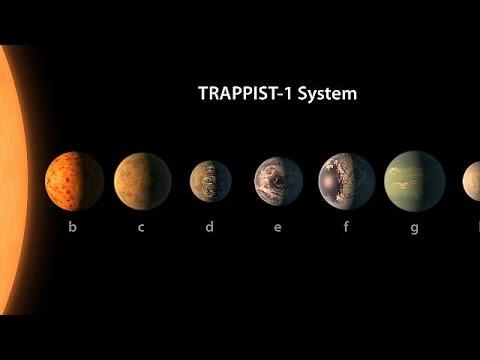 Οι νέοι επτά εξωπλανήτες που μοιάζουν στη Γη
