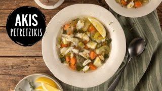 Fish Soup | Akis Kitchen by Akis Kitchen