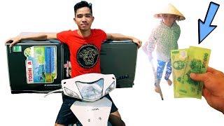PHD   Bán Tủ Lạnh Của Mẹ Để Mua Iphone Xs Max   Prank Mom