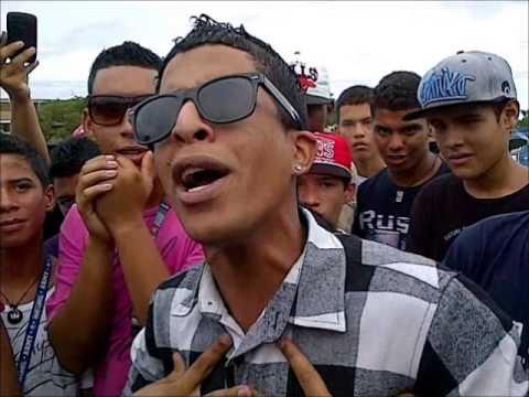 CRV BatallasCRV - Los Guayos -Primera Ronda - Point Vs Alma Negra