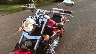 8. 2008 Yamaha Raider S 1900 cc