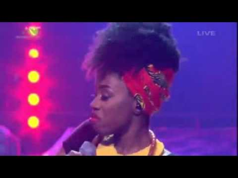 A'rese in the voice of Nigeria full edition