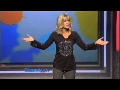 Bernadette Pauley Hosting ComedyTV