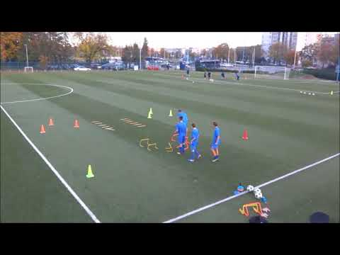 Endurance And Strength Training - Dinamo Zagreb U15