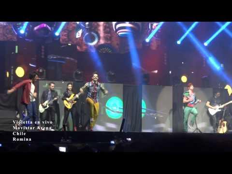 Tekst piosenki Violetta - Are You Ready For The Ride (En Vivo) po polsku
