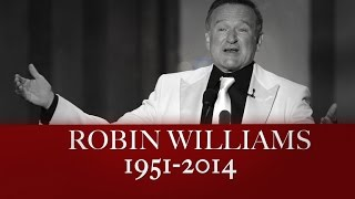 Robin Williams - Death
