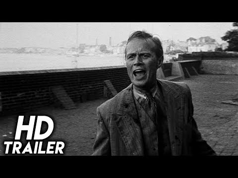 Night And The City (1950) ORGINAL TRAILER [HD 1080p]