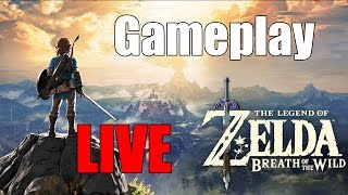Hoje vamos jogar um game que está sendo extremamente aclamado pela crítica internacional: Zelda Breath of The Wild. E antes que perguntem, NÃO, não é no Switch. Vamos jogar a versão do Wii U mesmo! Com Diego Kerber (@kerberdiego) e Thiago Santana (@alive75).Música: http://ocremix.org/remix/OCR03450