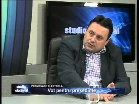 Emisiunea Studio electoral – Andrei Volosevici și Dragoș Gunia – 28 octombrie 2014