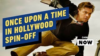Quentin Tarantino Will Write and Direct Once Upon a Time in Hollywood Spin-Off Bounty Law by IGN