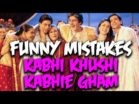 Video Everything Wrong With Kabhi Khushi Kabhie Gham (W/ Eng Subs) | Funny Bollywood Mistakes | Epi. #34 download in MP3, 3GP, MP4, WEBM, AVI, FLV January 2017