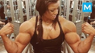 Video SUPER STRONG GIRL - Sophie Arvebrink | Muscle Madness MP3, 3GP, MP4, WEBM, AVI, FLV Maret 2018
