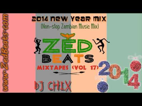 Video ZedBeats Mixtapes (Vol. 17) - 2014 New Year Mix (Non-Stop Zambian Music Mix) download in MP3, 3GP, MP4, WEBM, AVI, FLV January 2017