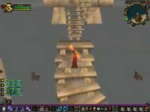 WoW Custom Server Stairs Contest