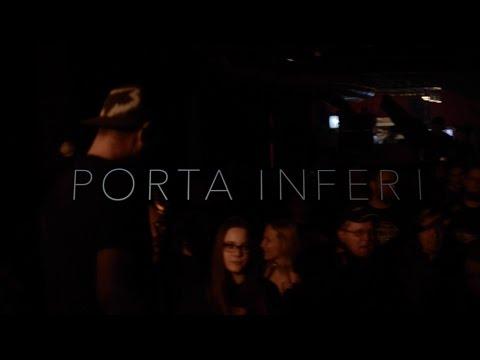 Porta Inferi - PORTA INFERI - VLOG 006 - LIVE PERFORMANCE OSTRAVA