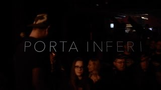 Video PORTA INFERI - VLOG 006 - LIVE PERFORMANCE OSTRAVA