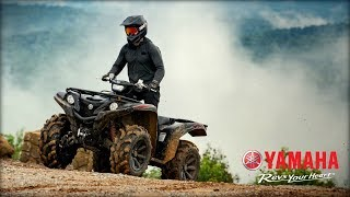 6. 2019 Yamaha Grizzly EPS SE Tactical Black