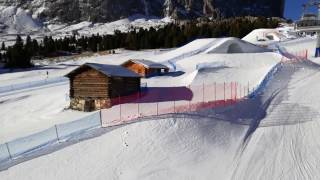 Video youtube dell'impianto sciistico Val Gardena