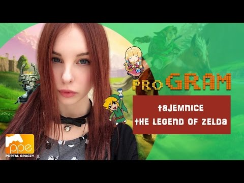 proGRAM - sekrety The Legend of Zelda
