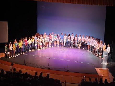 Gala Fin de Curso Conservatorio de Música de Isla Cristina 2019