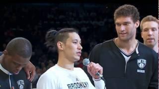 Jeremy Lin on  2017-04-09 Nets VS  Bulls