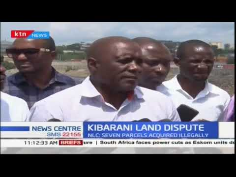 NLC chair Swazuri reveals companies that 'owned' Kibarani land, gives notice to prove ownership