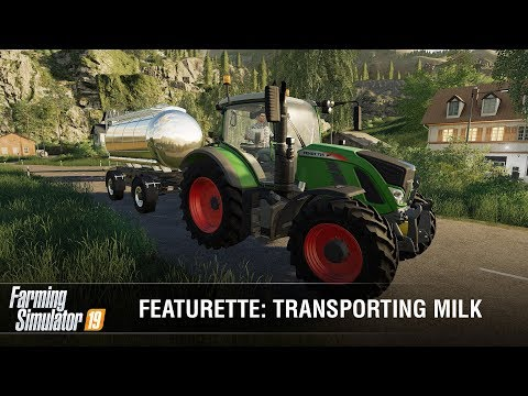 Featurette: Transporting Milk v1.0