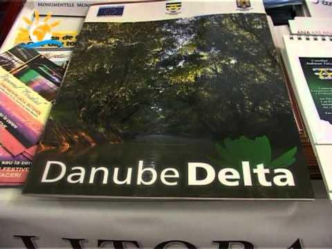 Interviu Denisa Răucescu – Litoral, Delta Dunării, Târg Holiday Market, 17-21 martie, Bucureşti – VIDEO