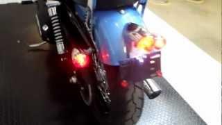 6. 2011 Harley-Davidson Dyna Street Bob FXDB dreammachinesofkansas.com