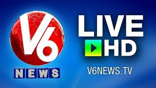 Video Telugu Live News by V6 News Channel MP3, 3GP, MP4, WEBM, AVI, FLV April 2018